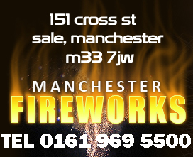 Manchester Fireworks Delivery Page